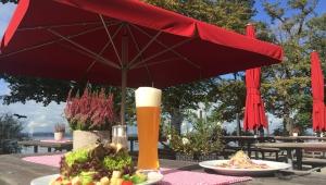 Strand-Café Inselblick
